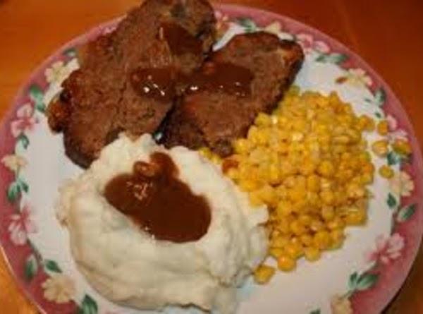 Wonderful Meatloaf Recipe