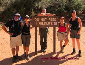 Photo: Michael, Esther, Paul, Deb and Nunya