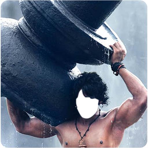 Photo frame for bahubali fan