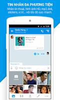 Screenshot of Zalo - Nhắn gửi yêu thương