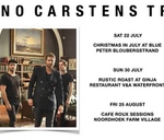 Arno Carstens at Blue Peter Hotel - SOLD OUT : The Light House Restaurant