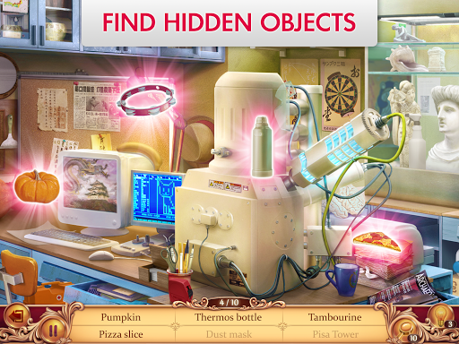 Hidden Relics: Art Detective apklade screenshots 1