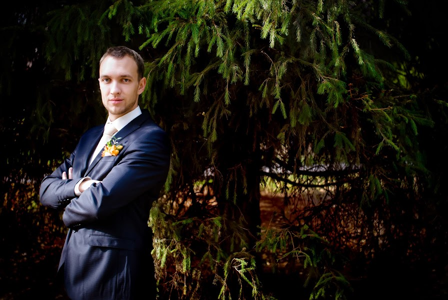 Wedding photographer Ivan Kachanov (ivan). Photo of 21.09.2015