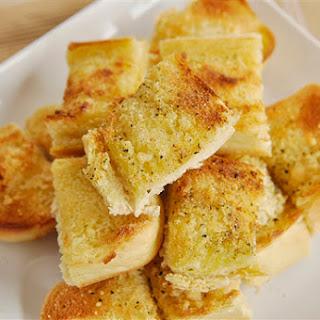 Quick & Easy Garlic Bread