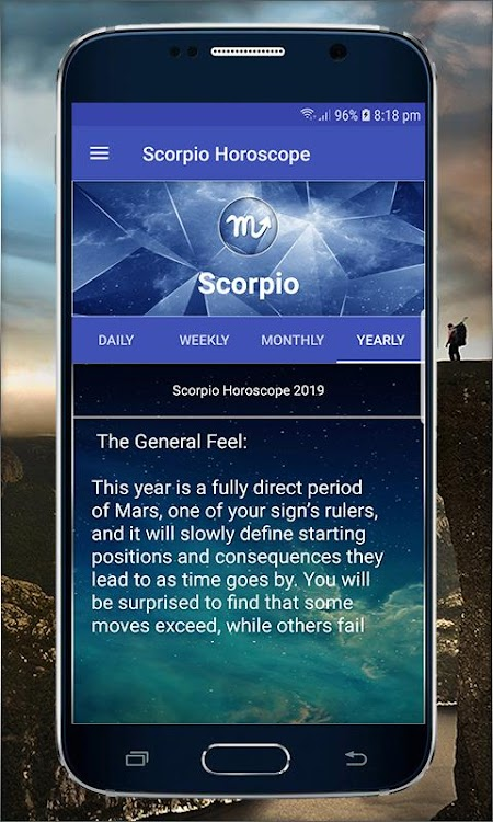 Scorpio ♏ Daily Horoscope 2019 – (Android Apps) — AppAgg