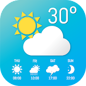 Live Weather Pro Icon