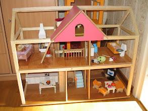 Photo: 3 b. Vanessan talo runkovalmiina