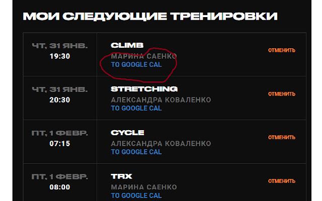 SmartAss GoogleCalendar