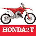 Jetting for Honda CR 2T Motocross, MX Bikes icon
