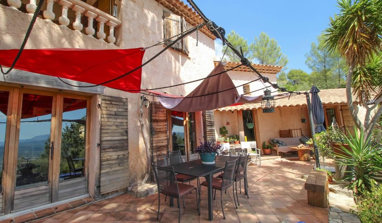 Villa avec terrasse Callian