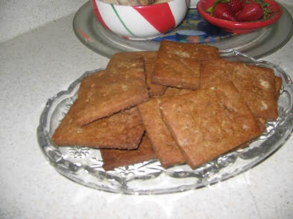 Chocolate Coconut Cracker/cookies