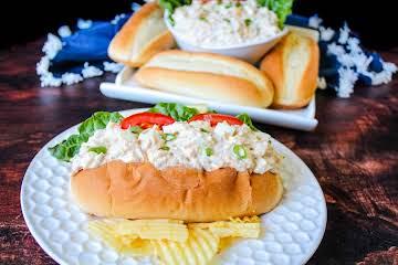 Eggcellent Tuna Salad Sandwiches