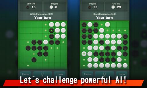 Reversi Free - King of Games apkpoly screenshots 1