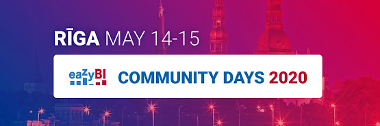 eazyBI Community Days 2020 | RIGA