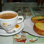 Lan Fong Yuen famous milk tea in Kowloon, Hong Kong in Hong Kong, , Hong Kong SAR
