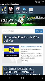 Everton de Viña del Mar - screenshot thumbnail