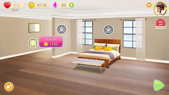Homecraft Home Design Game V1.3.12 Mod (Unlimited Money