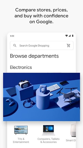 Google Shopping: Discover, compare prices & buy Apk 2