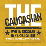 Logo of Texas Ale Project The Caucasian