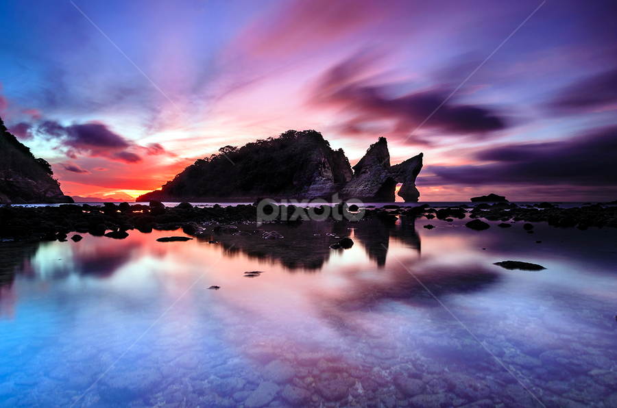 reflect+ by Raung Binaia - Landscapes Waterscapes