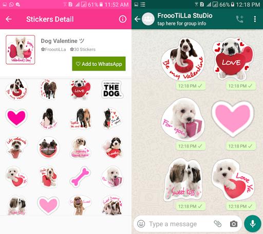WAStickerApps - ud83dude4fGracias capturas de pantalla del paquete Stickers 2