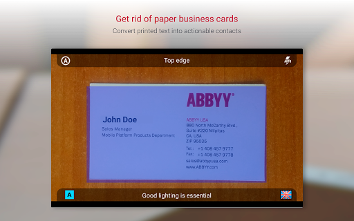 Business card reader free business card scanner apk 48015 business card reader free business card scanner colourmoves