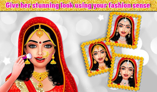 Indian Wedding Part1 - Love Marriage Beauty Salon android2mod screenshots 1