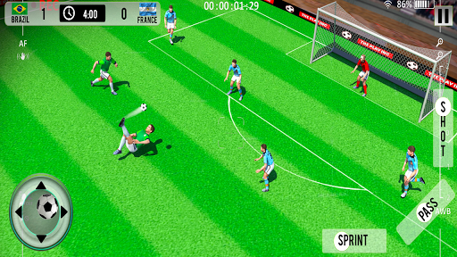 World Football Soccer League Championship  screenshots 1