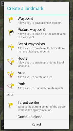 All-In-One Offline Maps 3.0b screenshots 6