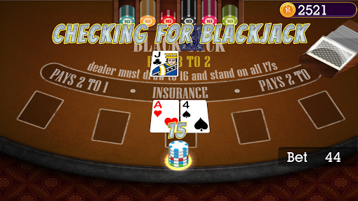 Casino Blackjack 1.1.2 screenshots 21