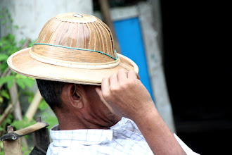 Photo: Year 2 Day 54 - Typical Burmese Hat