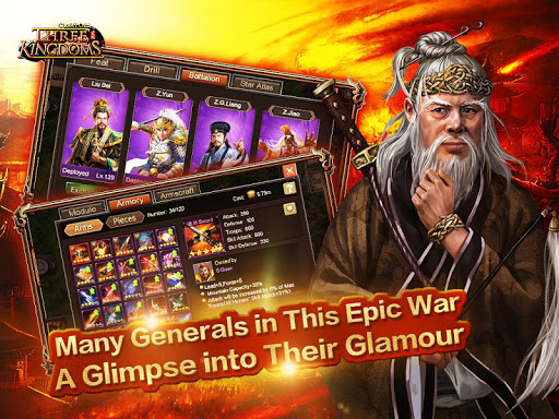 Clash of Three Kingdoms 9.8.2 screenshots 7