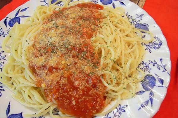 Basic Spaghetti Sauce