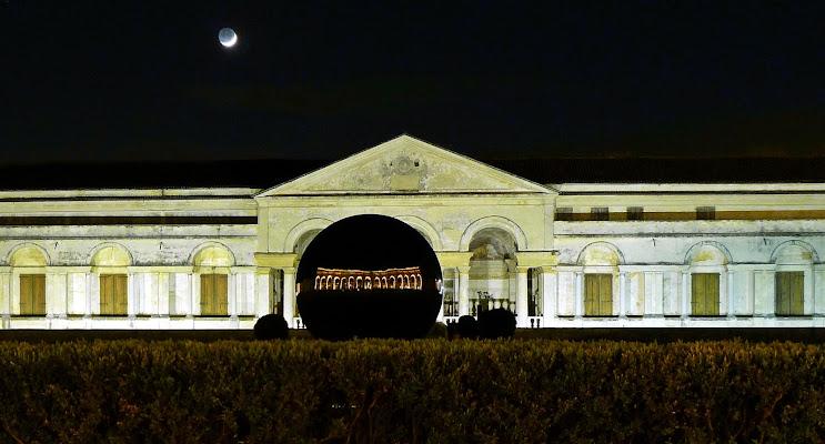 Mantova. Palazzo Te, l'eclissi e la sfera di MaxFelice