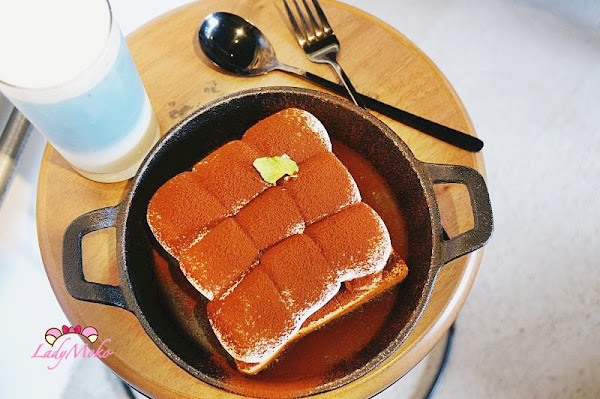 來吧Cafe,甜滋滋戀愛吐司厚片,不限時甜點輕食下午茶咖啡廳