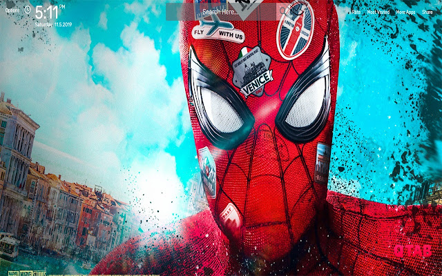 SPIDER-MAN FAR FROM HOME Wallpapers