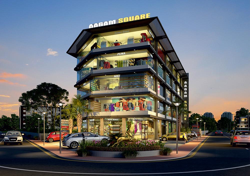 Aagam Square