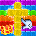 Toy Crush Pop Cubes Smash Icon