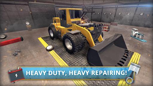 Heavy Duty Mechanic: Excavator Repair Games 2018 1.5 1