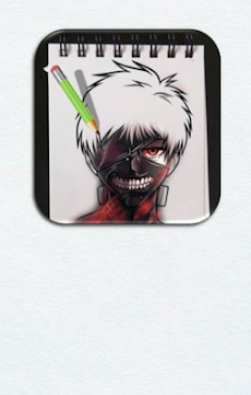 How to Draw Tokyo Ghoul Advancedのおすすめ画像1