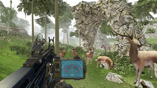 Sniper Hunter Wild Safari Survival: Shooting Game android2mod screenshots 2