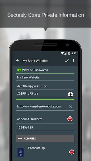16 Keeper® Password Manager App screenshot
