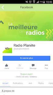 Radio Planète - Bénin - náhled