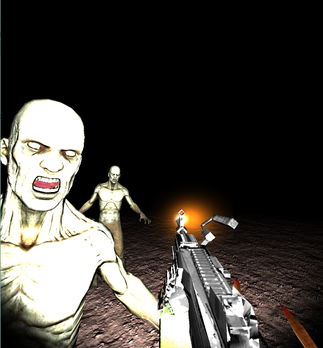 VR-ZombieShooting- screenshot