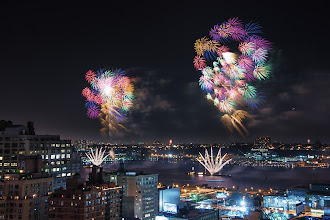 Photo: Happy 4th of July Everyone! (NYC fireworks)