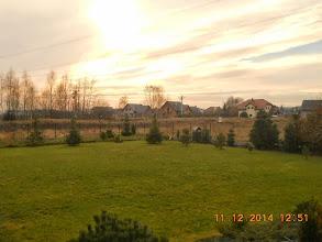 Photo: 11 XII 2014 roku - ogród
