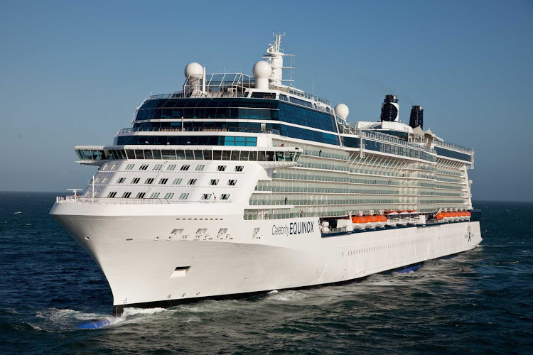 Celebrity Equinox is one of five Solstice-class cruise ships operated by Celebrity Cruises.
