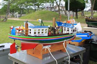 Photo: SAITOボートキットでは最新。サブリナ。