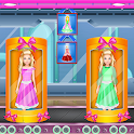 Dream Doll Factory: Princess Toy Maker Game icon