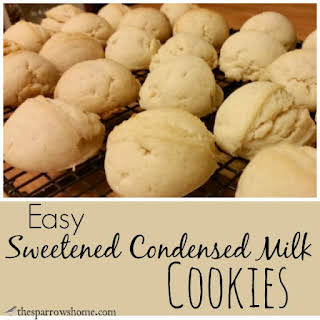 Coconut Cookies Condensed Milk Recipes.